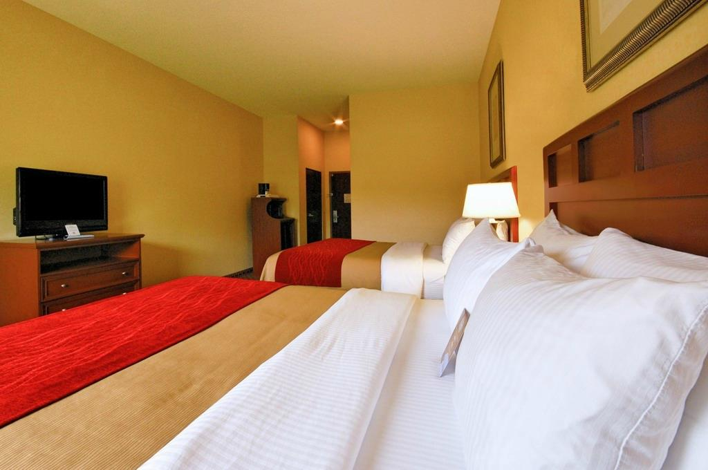 Comfort Inn & Suites Farmington - Victor (État de New York ...