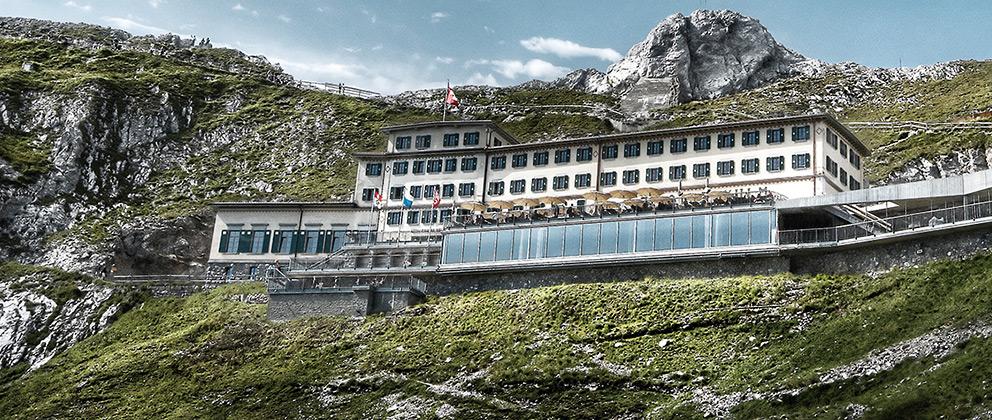 皮拉图斯库尔姆酒店
