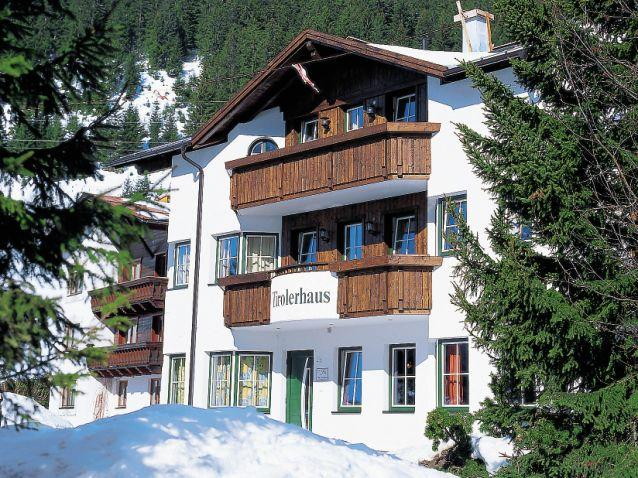 Chalet Tirolerhaus