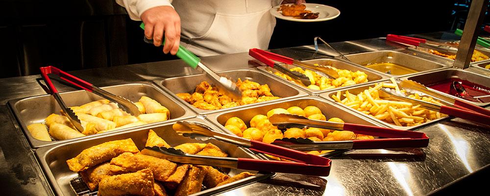 Lucky chopsticks chinese buffet kingsville restaurant for Asian cuisine buffet