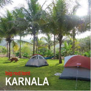 Big Red Tent Karnala
