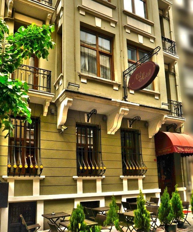 Allstar Nil Boutique Hotel