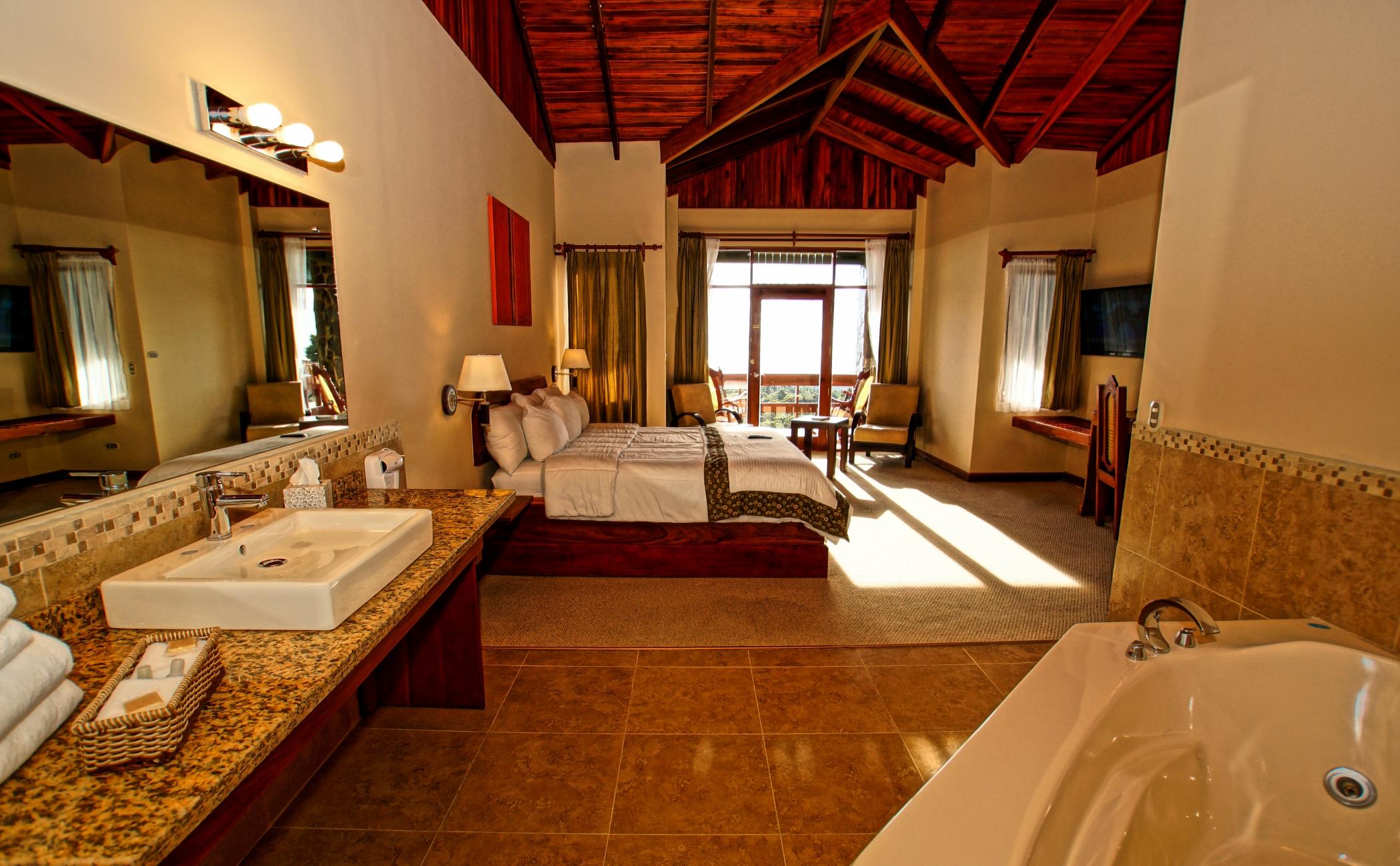 엘 에스타블로 마운틴 호텔