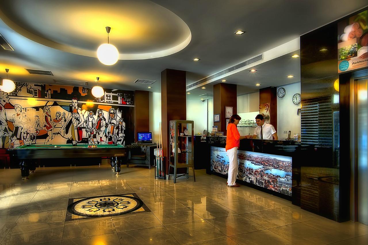 Parkhouse Hotel