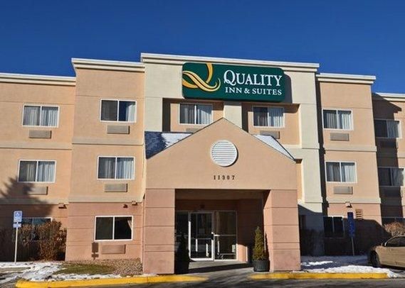 Qualilty Inn & Suites Golden/Denver West/Federal Center