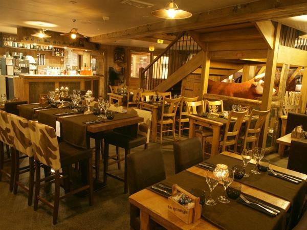 Restaurant La Grange Val Thorens