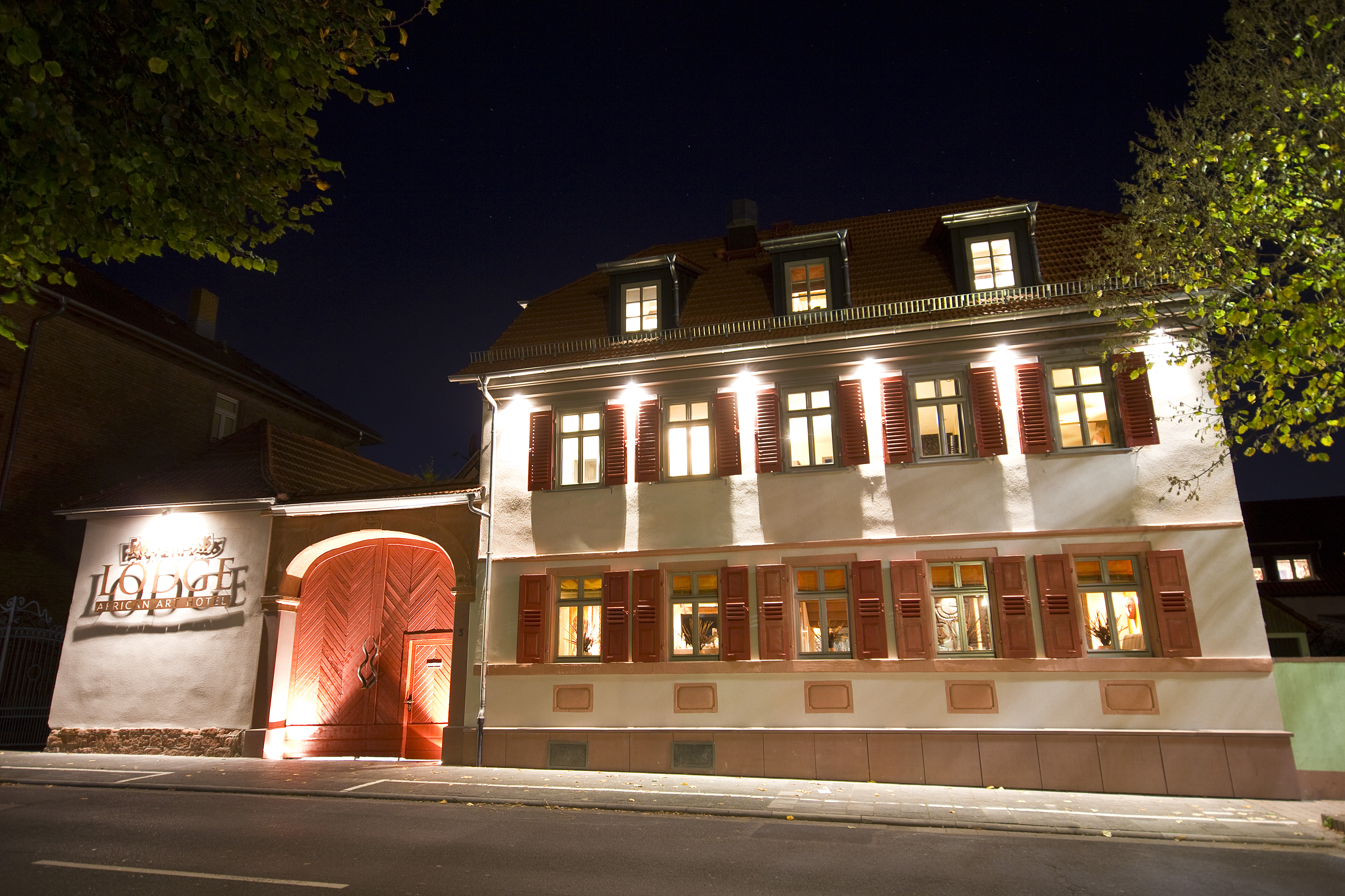 Farmerhaus-Lodge