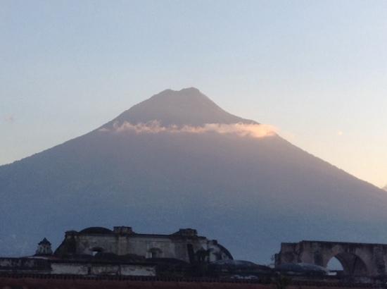 Volcan de Agua
