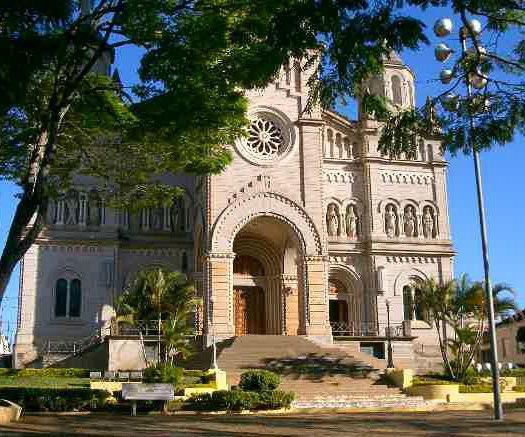 Santuario De Sao Francisco De Paula & Nossa Senhora De Fatima