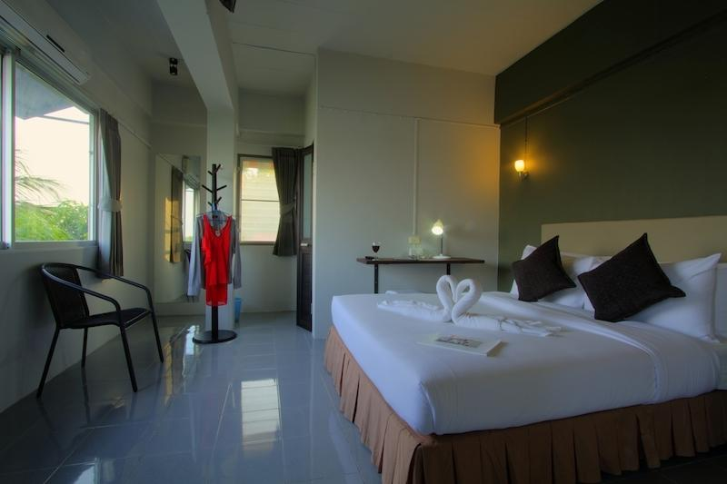 Rooms At Krabi Guesthouse