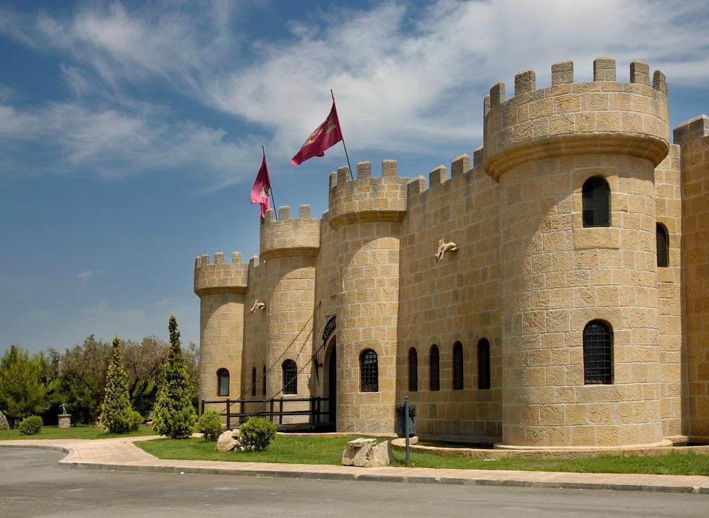 Hotel Castillo Bonavia
