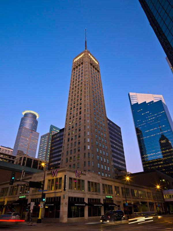 W MinneapolisThe Foshay MNUPDATED 2016 Hotel Reviews