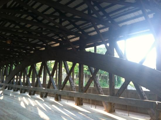 covered bridge 2