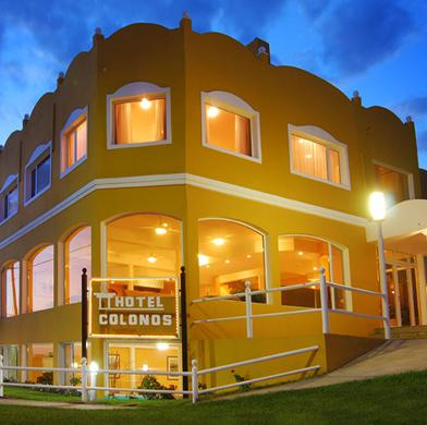 Hotel Colonos del Mar