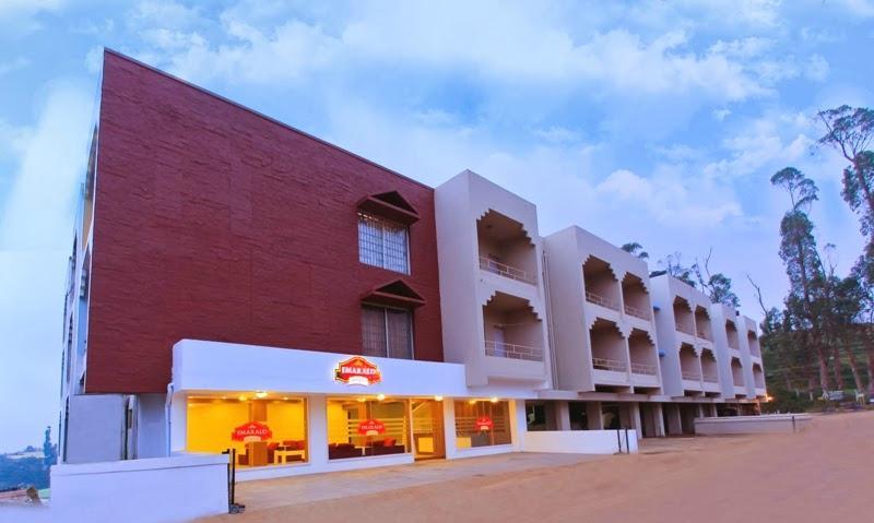Emarald Hotel, Ooty