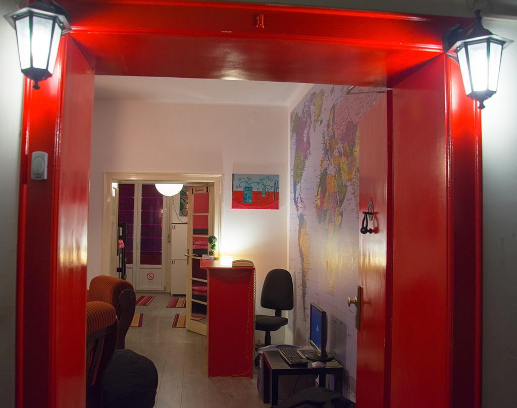 Double Door Hostel