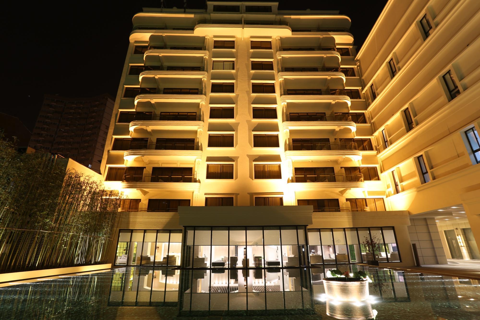 Jinjiang MetroPolo Hotel Classiq Shanghai Jing An Temple
