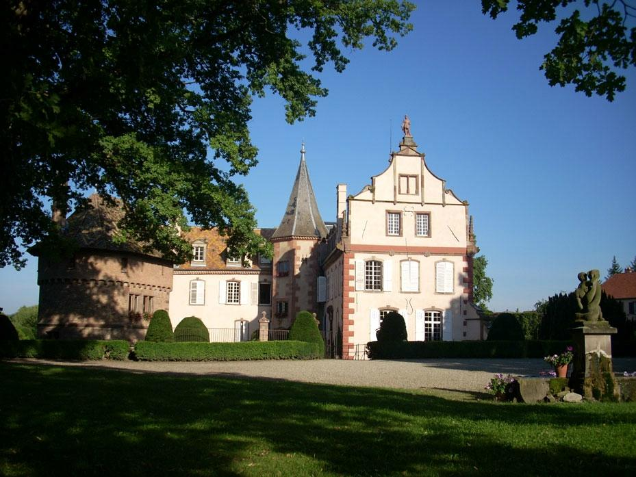 Chateau d'Osthoffen