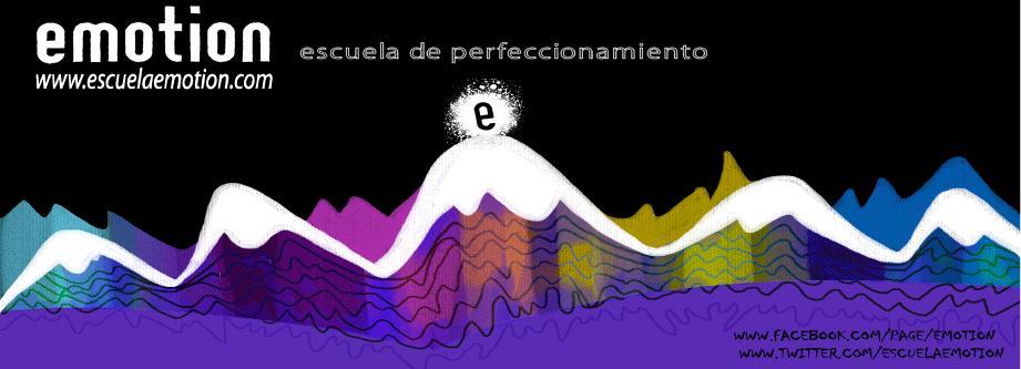 Emotion escuela de perfeccionamiento