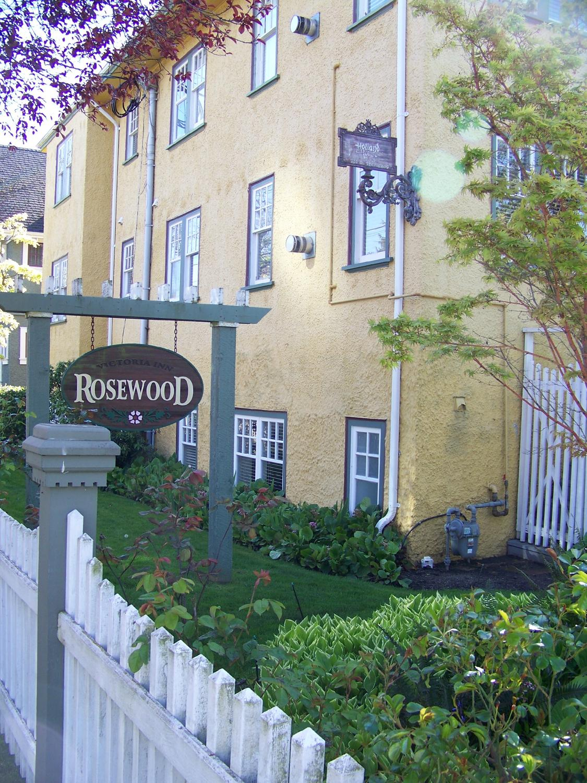 Rosewood Victoria Inn