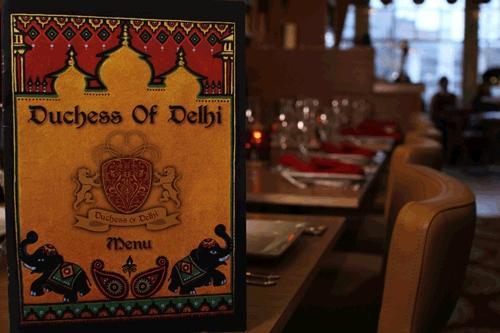 Duchess of Delhi