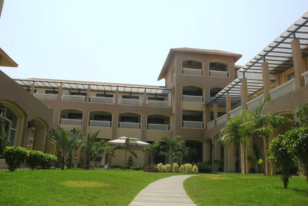 Pramod Convention and Club Resort