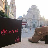 Vkingas Madrid Fashion Shopping