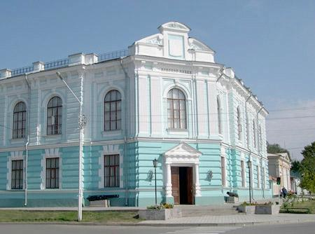Novocherkassk Museum of Don Cossacks History