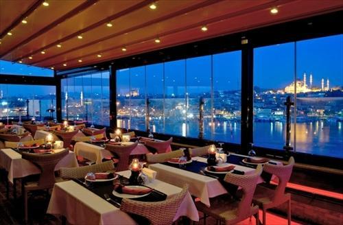 Peninsula Restaurant istanbul