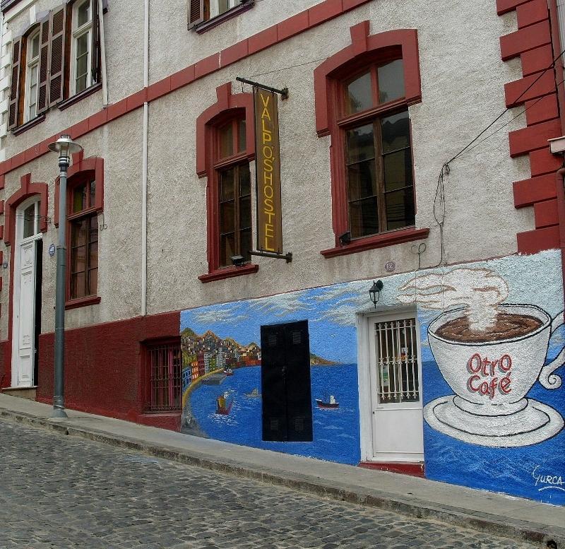 Valpo's Hostel