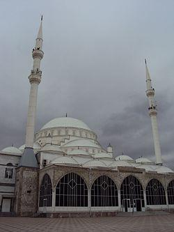 Makhachkala Grand Mosque