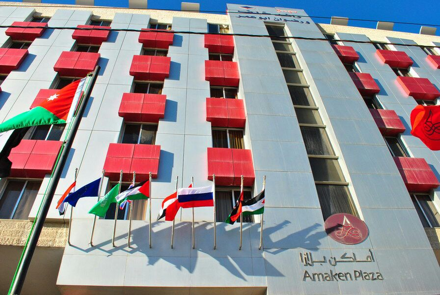 Amaken Plaza Hotel