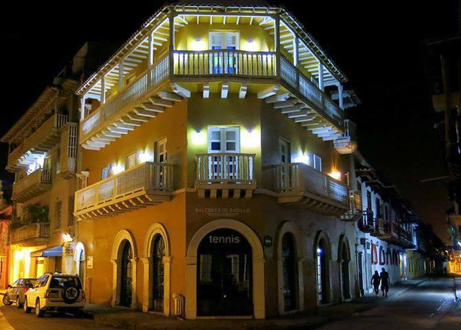 โรงแรมลอส บัลโคเนส เด บาดิลโล