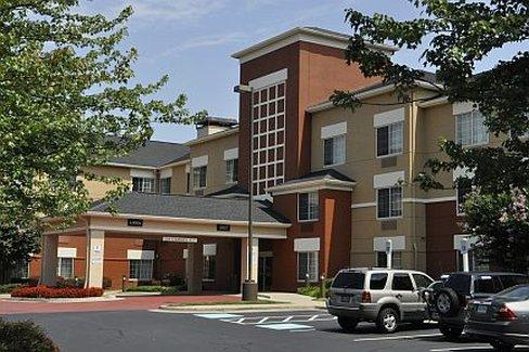 ‪Extended Stay America - Washington, D.C. - Rockville‬