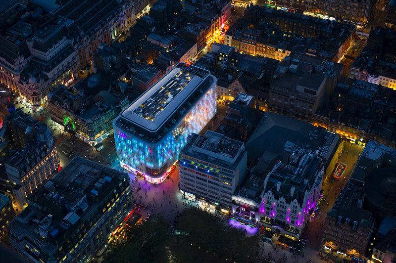 喜來登W倫敦萊切斯特廣場酒店