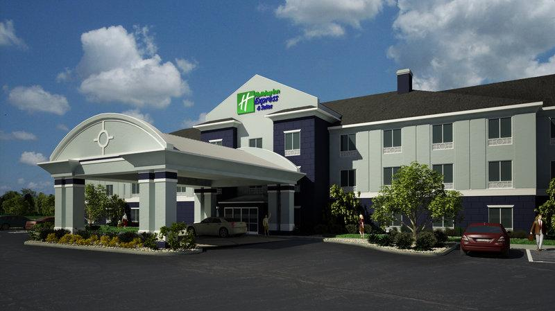 Holiday Inn Express Hotel & Suites North Fremont