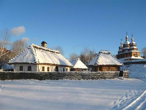Mamajeva Sloboda Open Air Museum