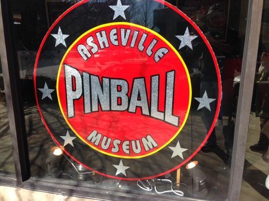 Asheville Pinball Museum