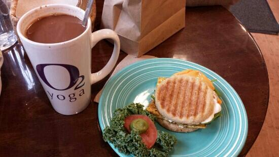 VO2 Vegan Cafe
