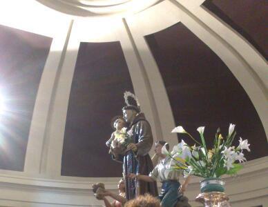 Iglesia de San Antonio de Cuatro Caminos