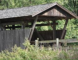 Helmick Covered Bridge