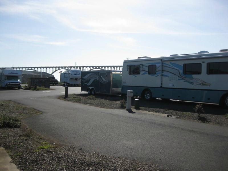 Port of Newport RV Park