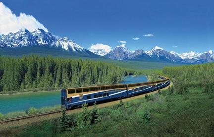 ‪The Rocky Mountaineer‬