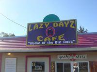 Lazy Dayz Cafe