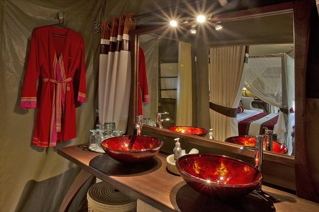 Mara bush camp private wing updated 2017 campground for Bathroom e pod mara