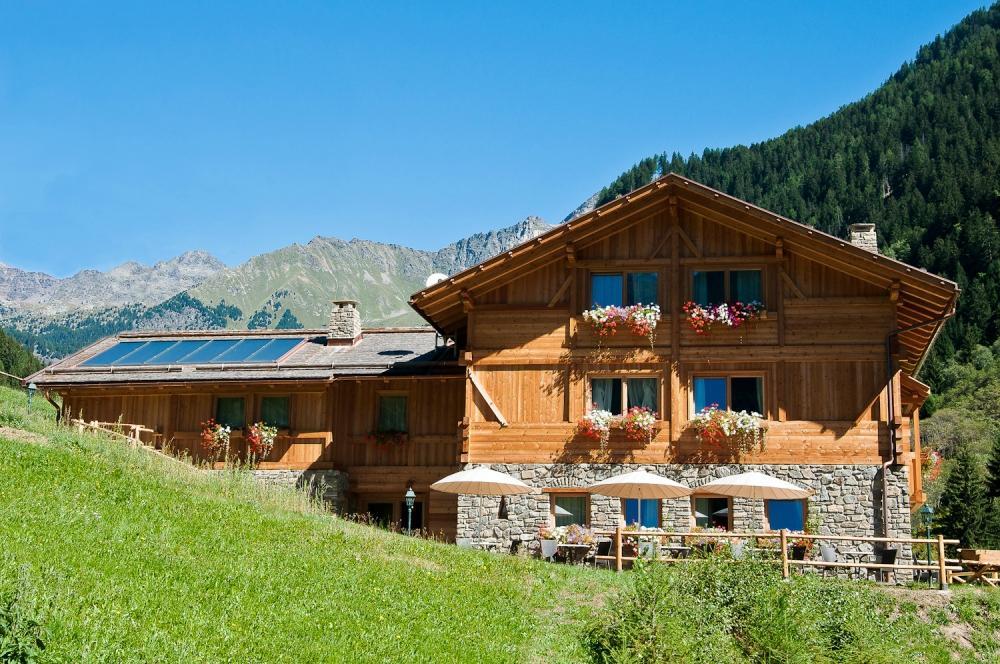 Bionatur Wellness Hotel Chalet Alpenrose
