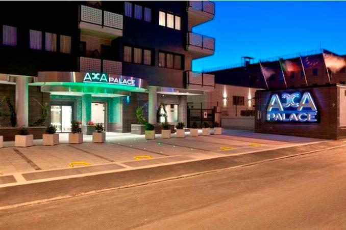 アッカ パレス ホテル