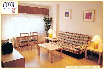 アパータメントス ゴヤ 75 ホテル
