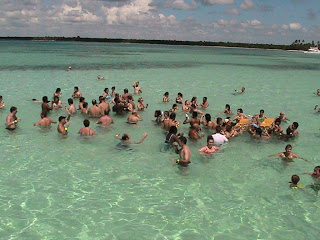 Excursion a la Isla Saona