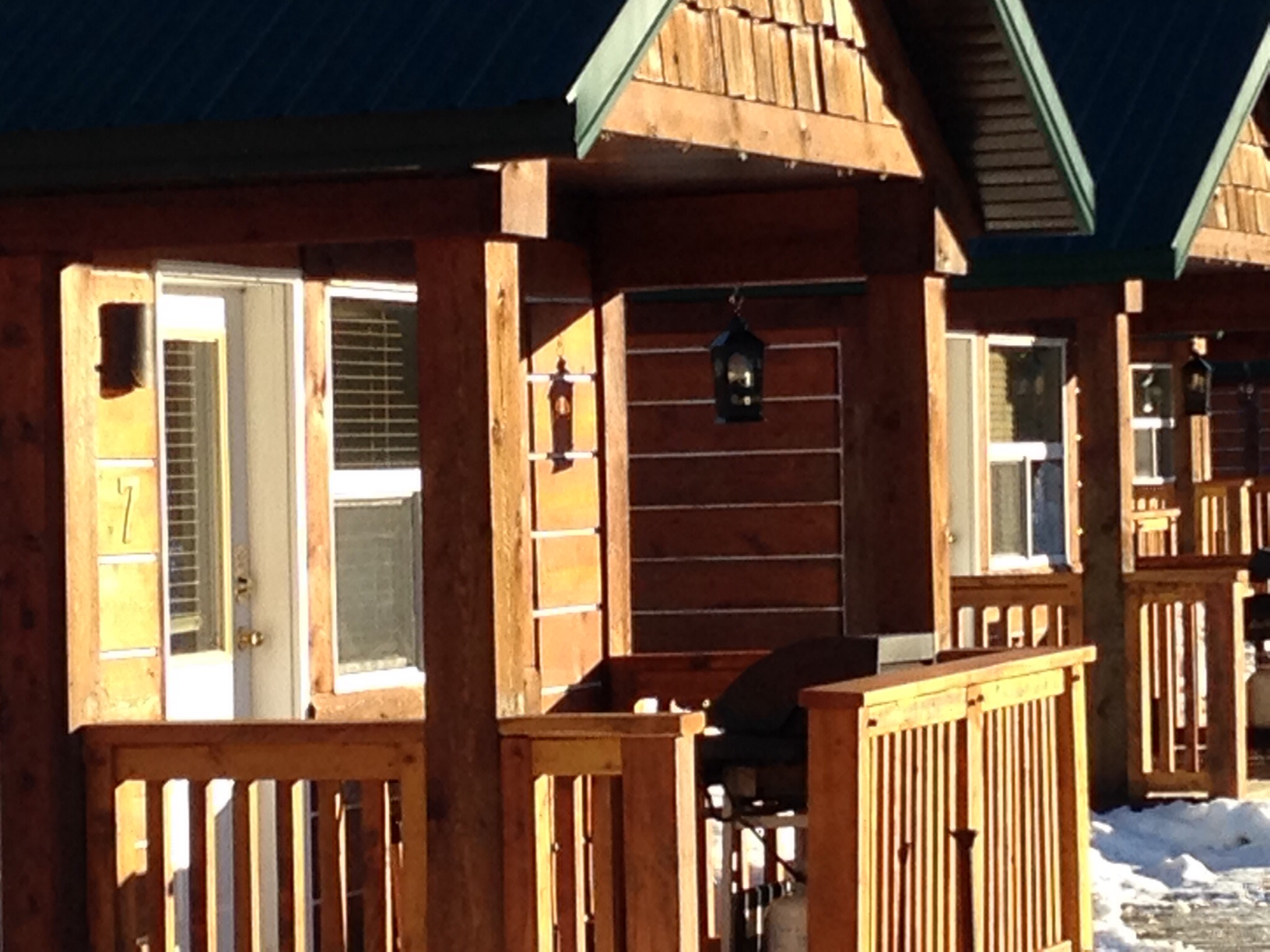 Beaver Creek Lodge & Cabins